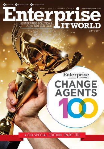 May 2017 by Enterprise IT World - issuu