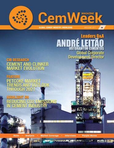 CemWeek Magazine: May/June 2017 by CemWeek - issuu