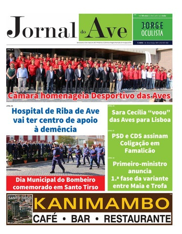 5e799d6c2e Jornal do Ave nº 86 by Jornal do Ave - issuu