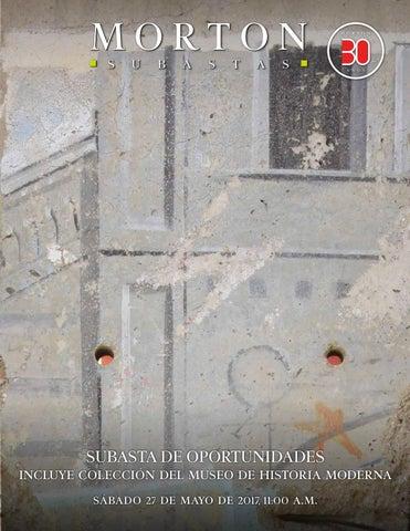 63d3422ca377 Subasta de Oportunidades. Incluye Colección del Museo de Historia ...