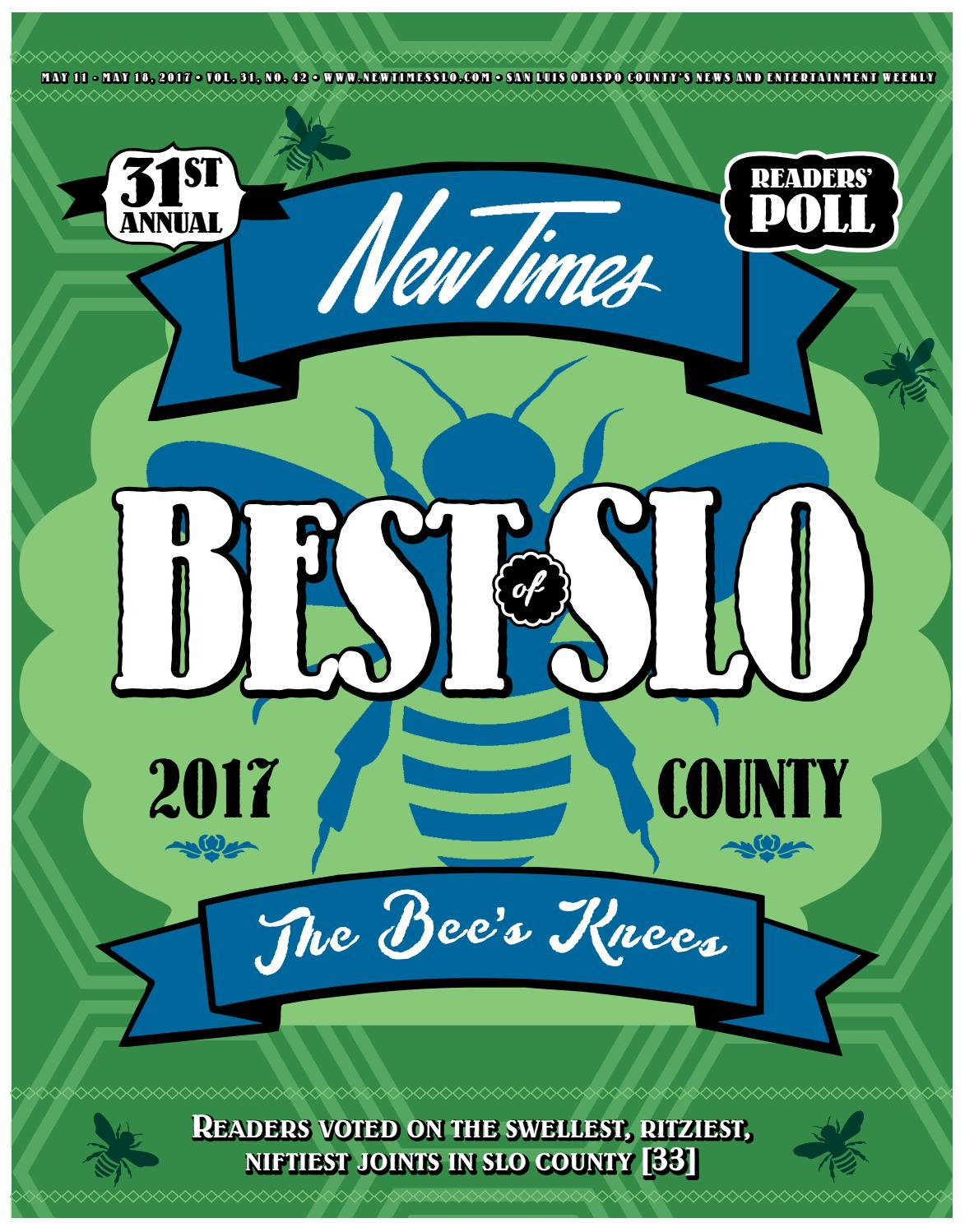 best of slo county 2017 by new times san luis obispo issuu