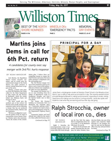 Williston Times 05 26 17 By The Island Now Issuu