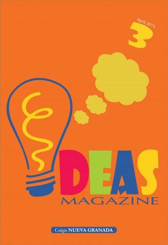 701221925135b IDEAS - Issue 3 by Guzman Julio - issuu