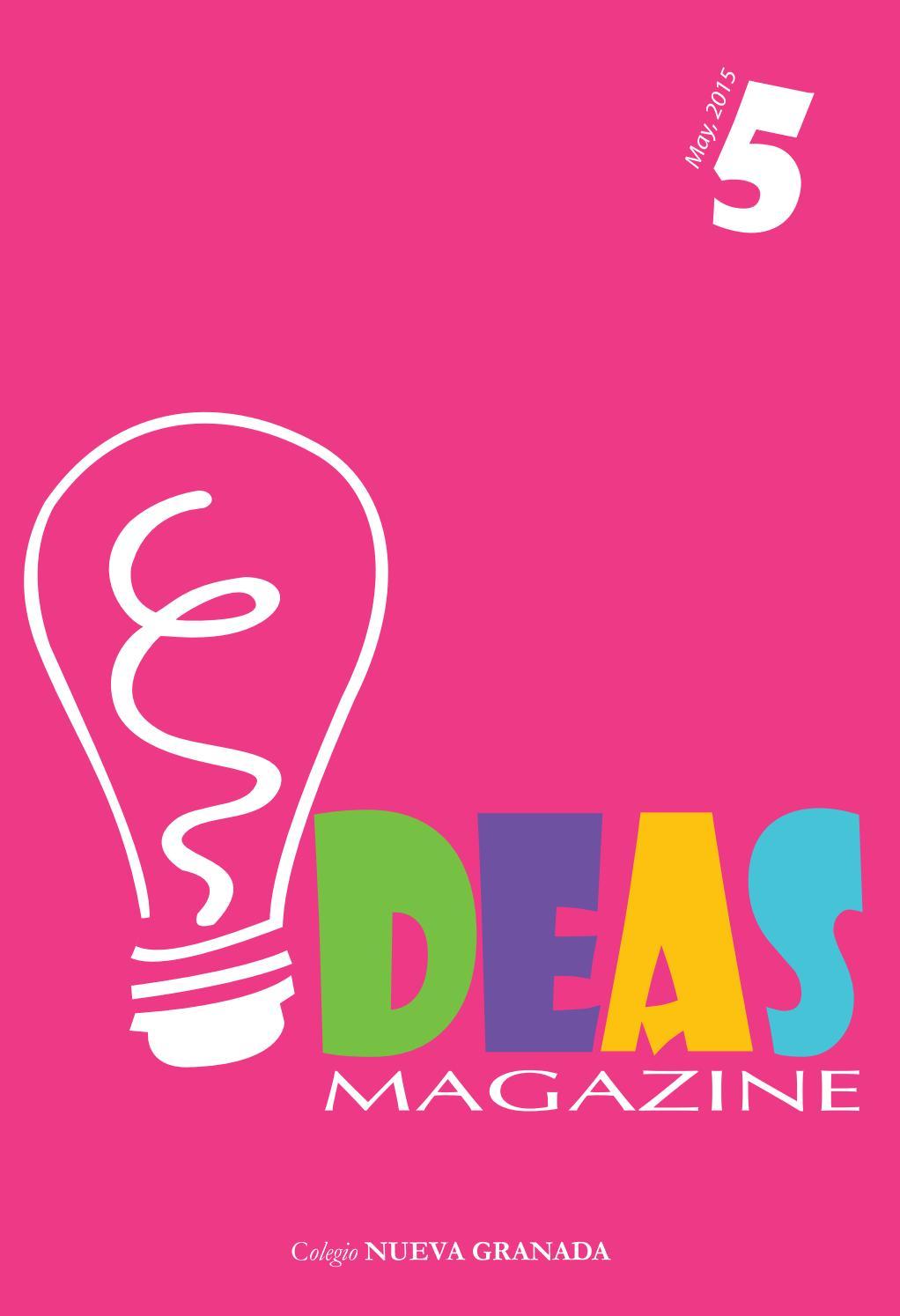 Ideas Issue 5 By Guzman Julio Issuu