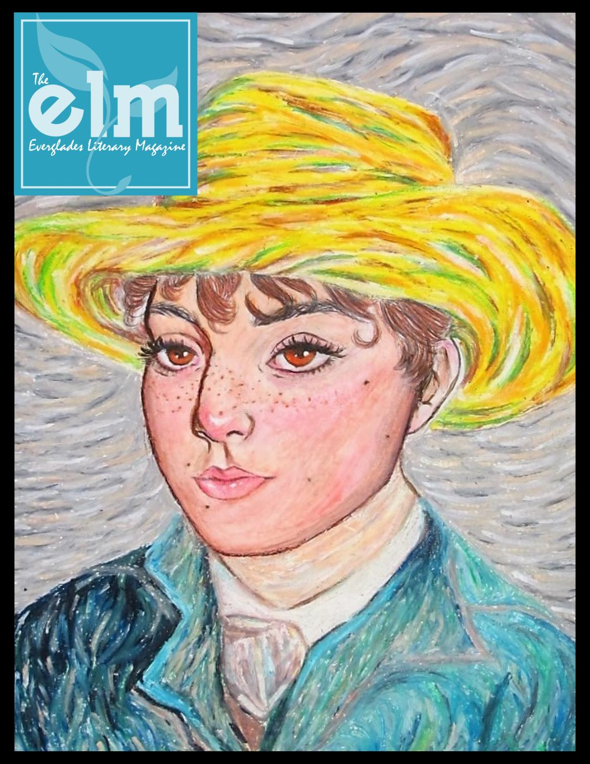 2017 everglades literary magazine by everglades high