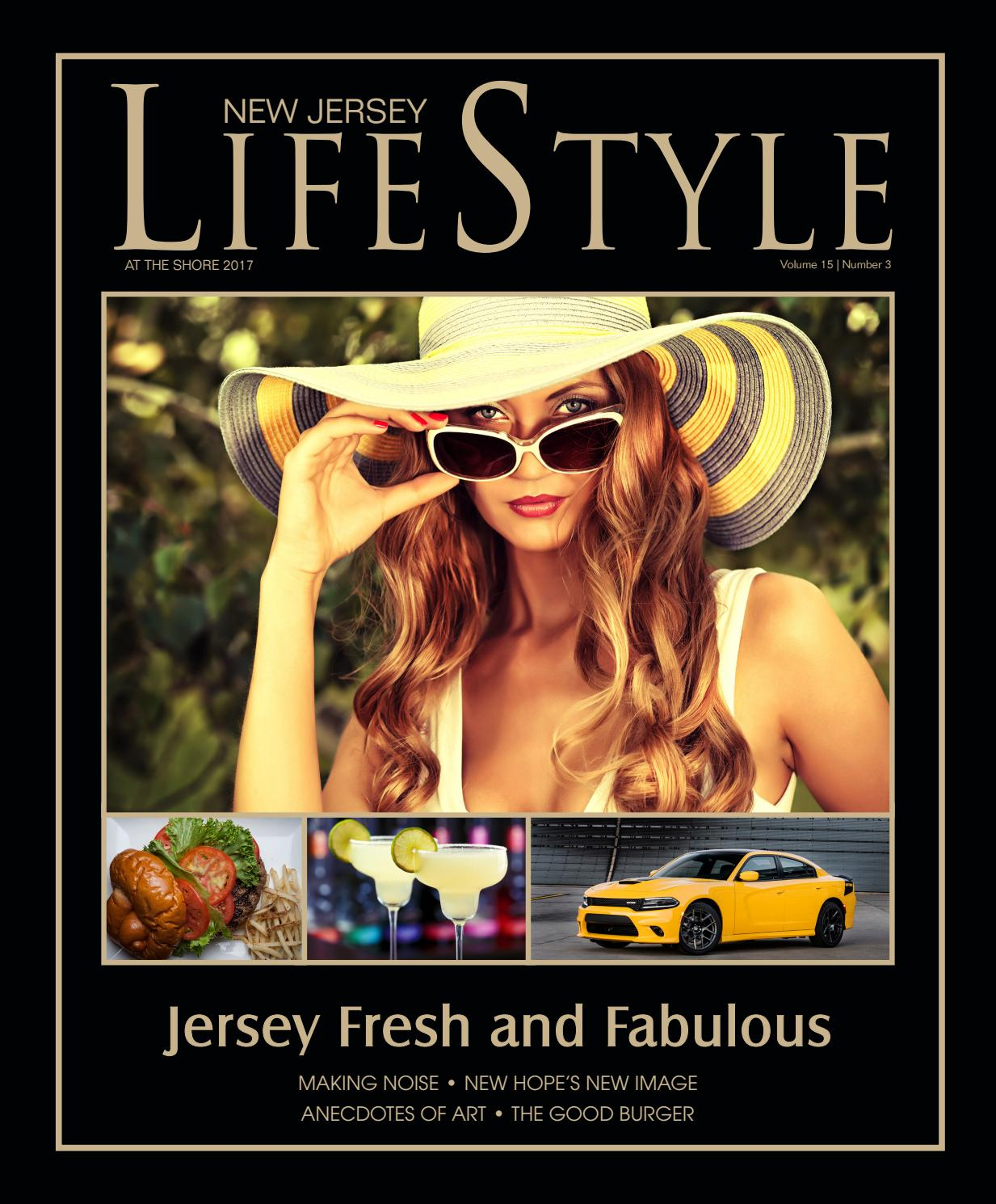 NJ Lifestyle Magazine Shore 2017 By