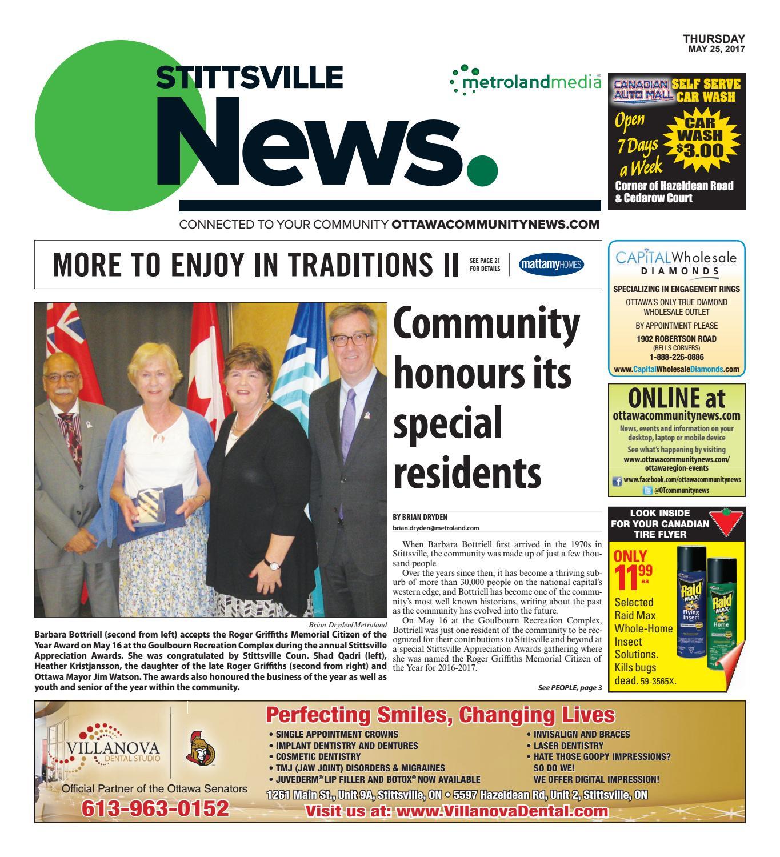 Stittsville052517 By Metroland East Stittsville News Issuu