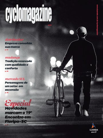 caa88a397 Cyclomagazine 216 by Luanda Editores - issuu