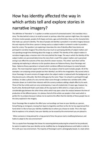 narrative essay by katie fogden issuu bradley cruickshank graphics essay