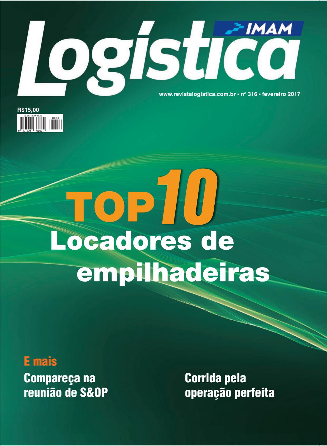 4307ab056 Revista LOGÍSTICA Edição 316 by Revista LOGÍSTICA - issuu