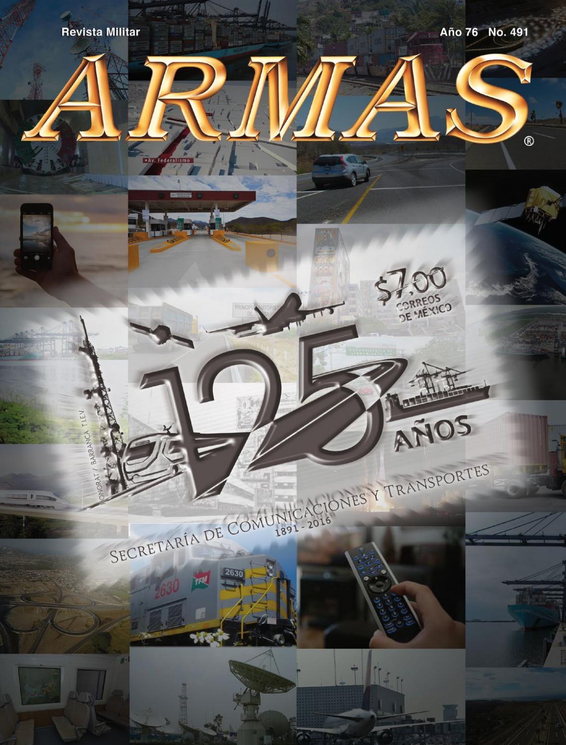 Revista Militar Armas 491 by Revista Militar Armas - issuu