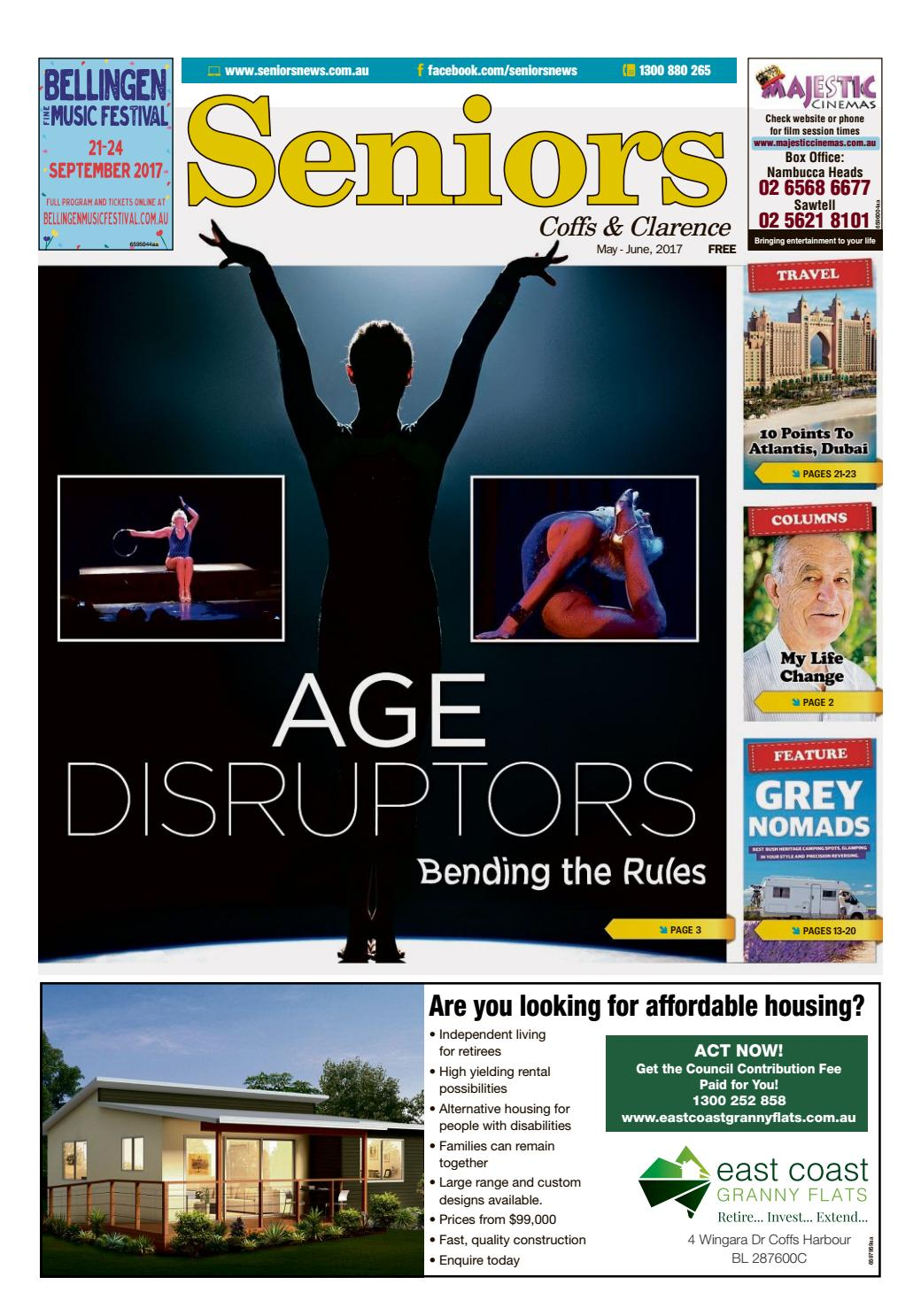 Coffs clarence may june 2017 by seniors issuu