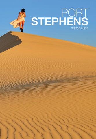 PORT STEPHENS VISITOR GUIDE