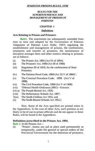 Punjab Prisons Rules Doc By Imran Khan Issuu - Invoice meaning in punjabi