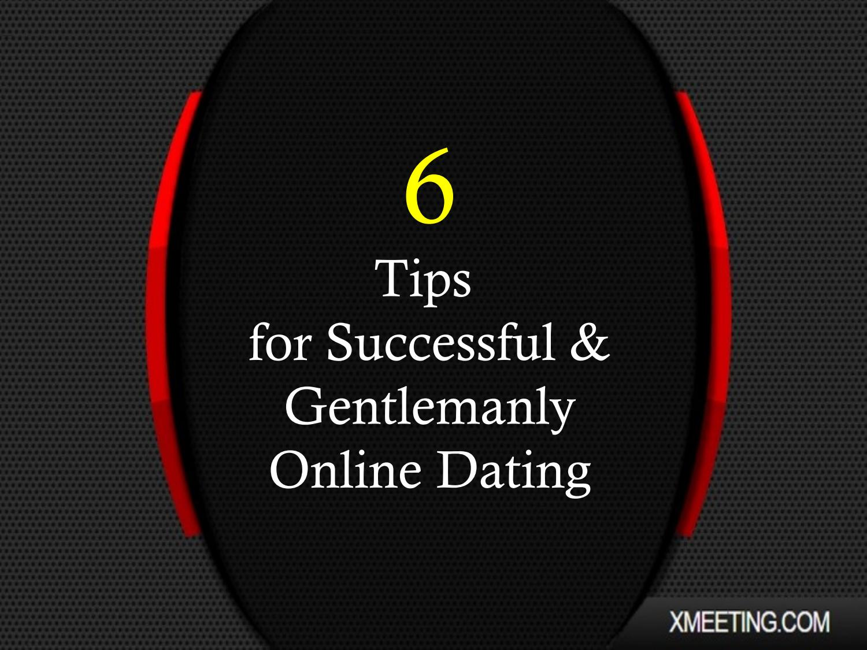 tips for successful online dating speed dating arbeitsagentur augsburg