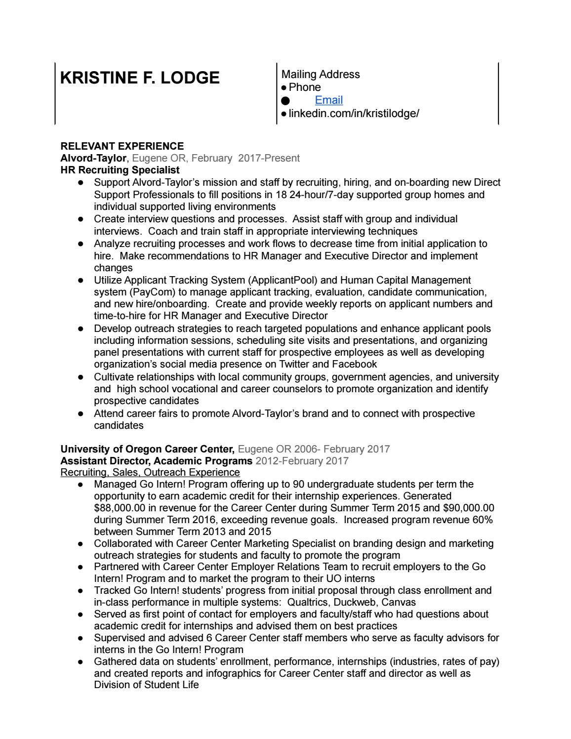 Higher Education Cover Letter Examples from image.isu.pub