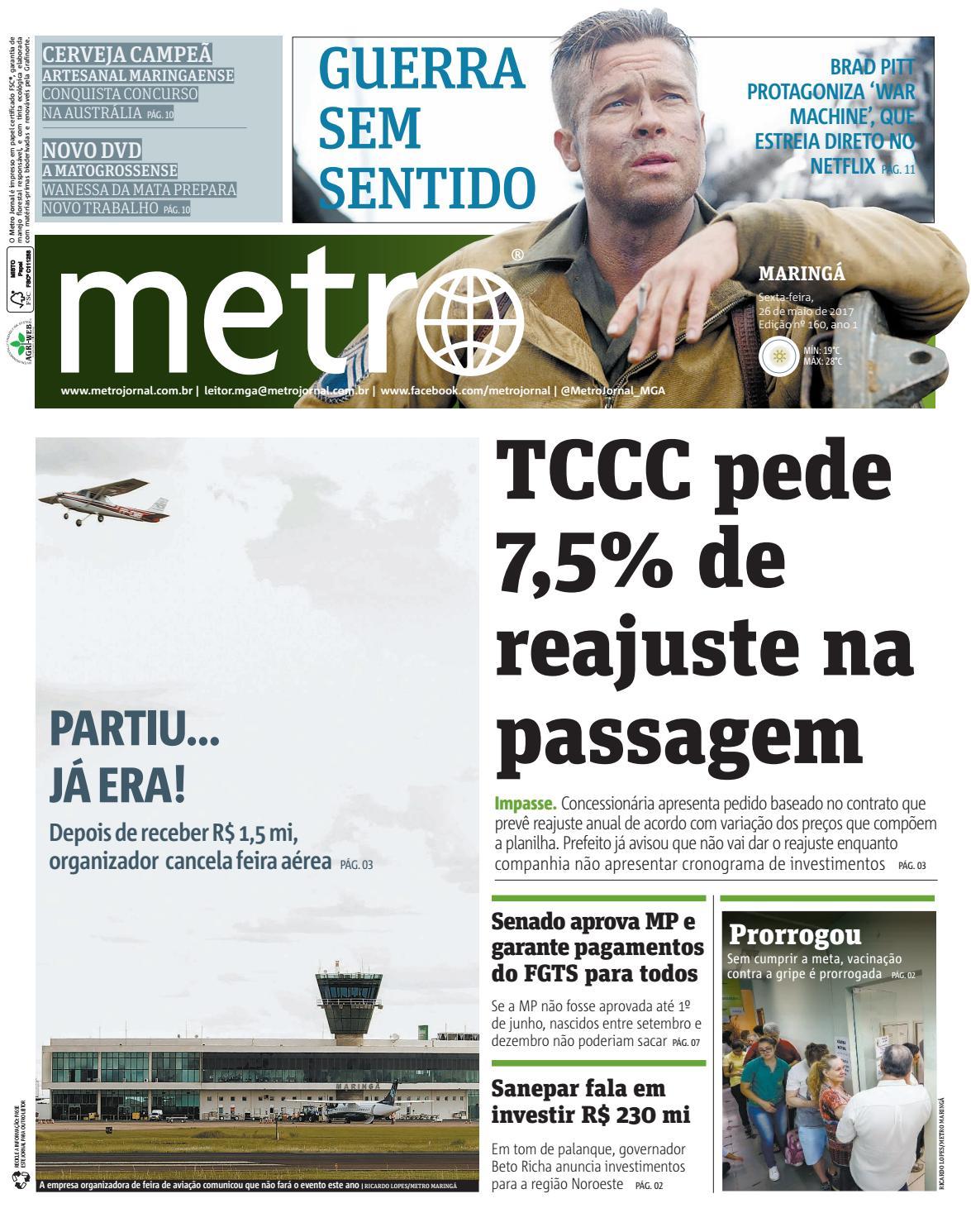 4c63fdda493eb 20170526 br maringa by metro brazil - issuu