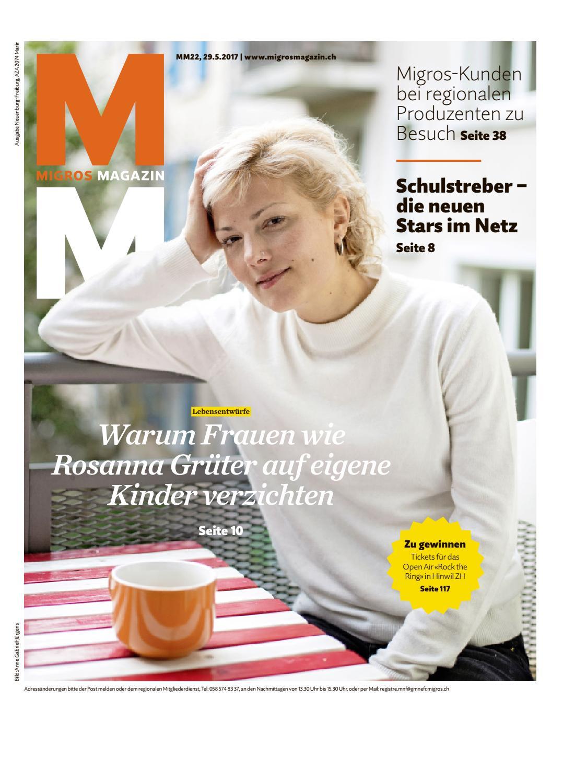 Migros magazin 22 2017 d ne by Migros-Genossenschafts-Bund - issuu