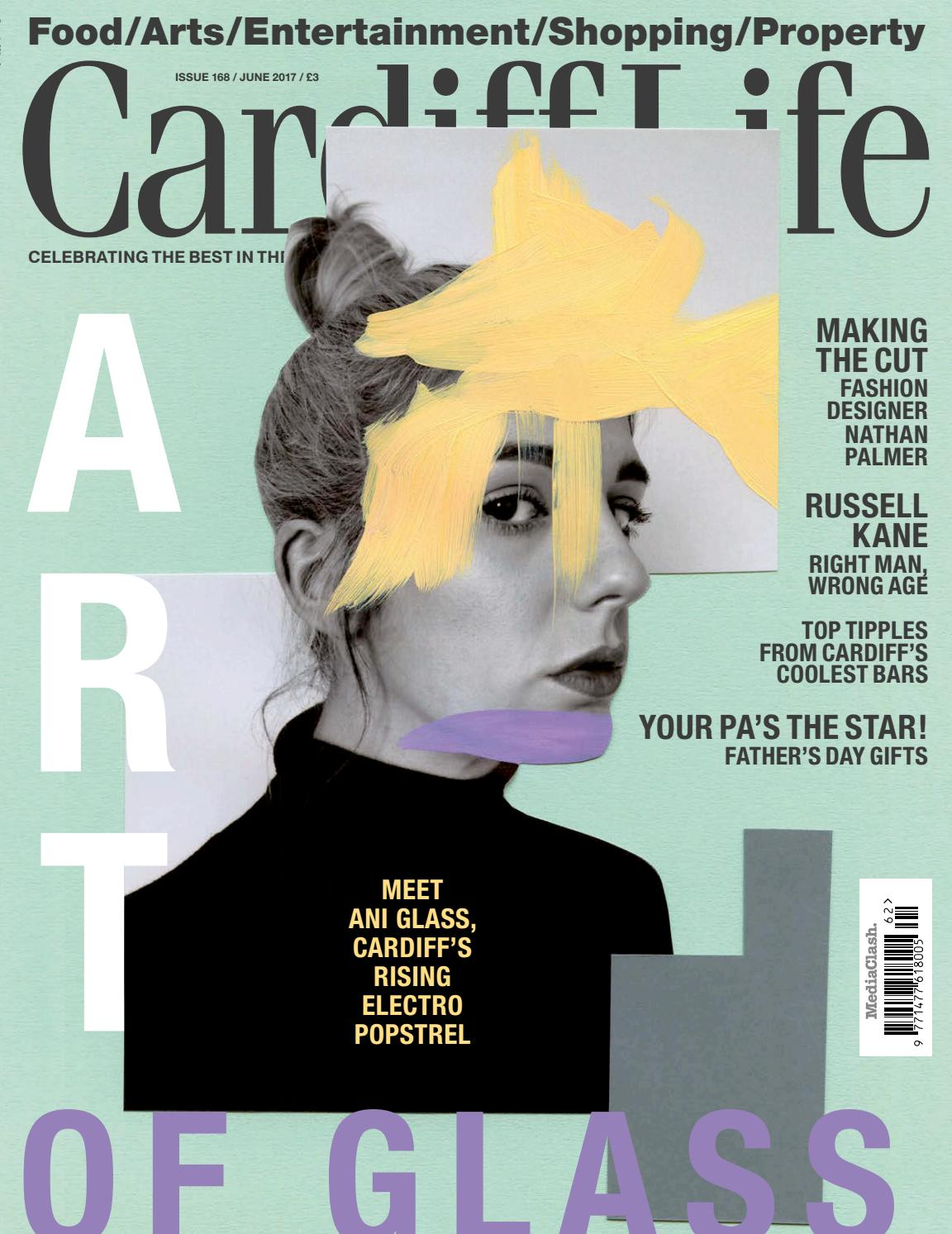 Cardiff Life Issue 168 By Mediaclash Issuu Babybelle Box Bayi Type Vienna