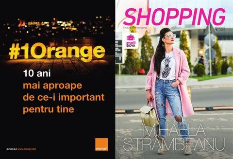 Revista Shopping Malldova By Nicoleta Cîrlig Issuu