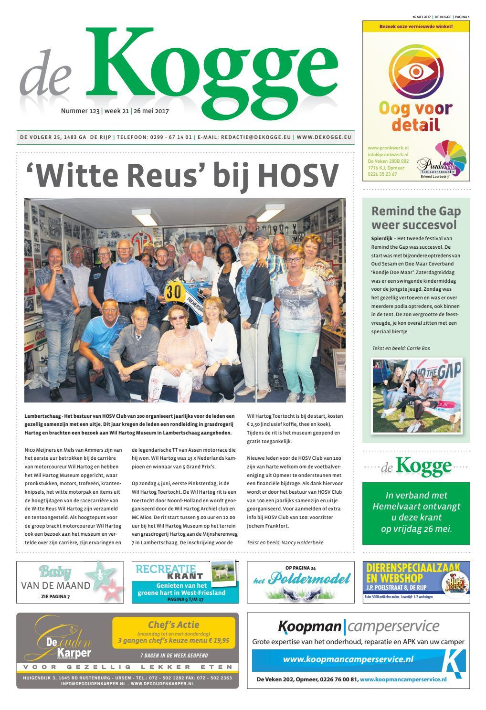 cb4a581fe6a De kogge week 21 2017 by Uitgeverij De Uitkomst - issuu