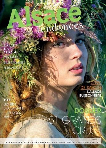 Alsace Tendances Eté-Automne 2017 by Agence d Attractivité de l ... bab9832016ab
