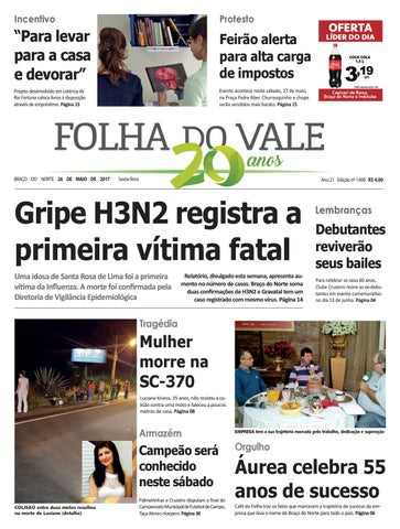 1400 by Folha do Vale - issuu a480bdde21