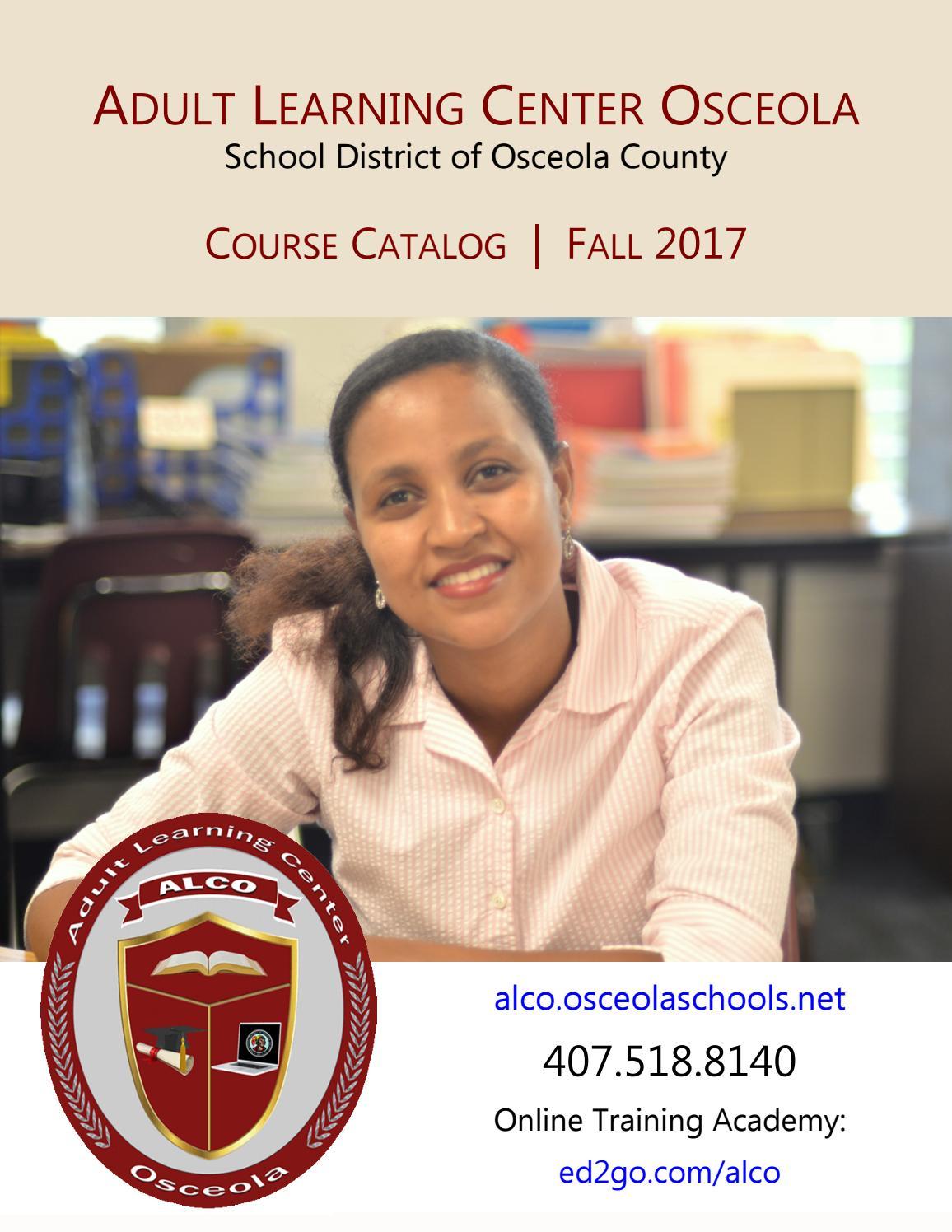 Adult Learning Center Osceola 76
