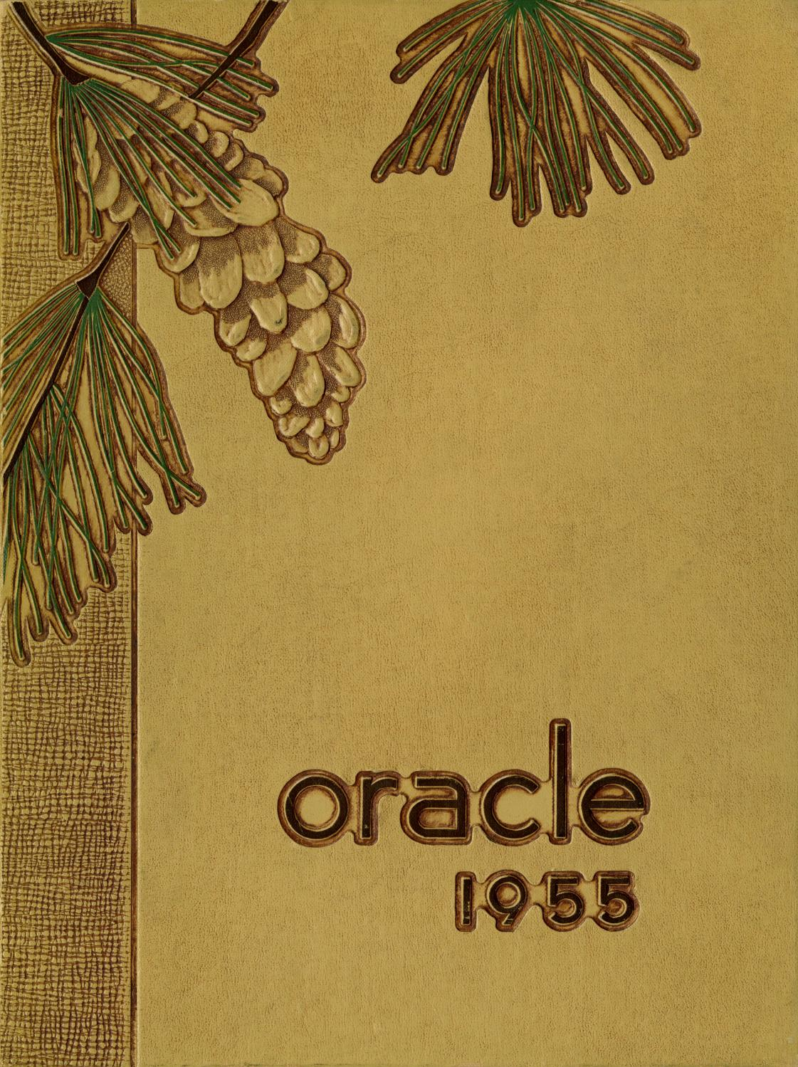 The Colby Oracle 1955 by Colby College Libraries - issuu