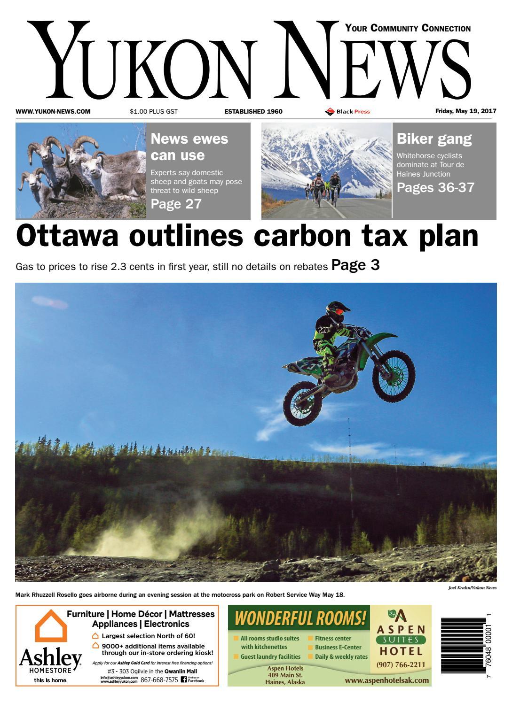 Yukon News May 19 2017 By Black Press Issuu Atv Winch Wiring Diagram Besides Polaris Sportsman 700 Parts