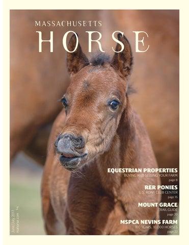 707dbe26 Massachusetts Horse June/July 2017 by Community Horse Media - issuu