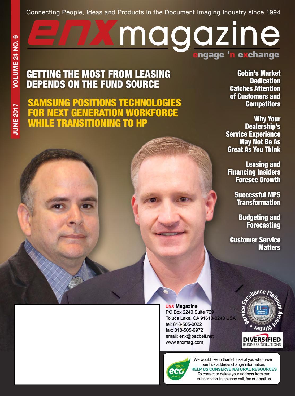 ENX JUNE 2017 Digital Magazine by ENX Magazine - issuu