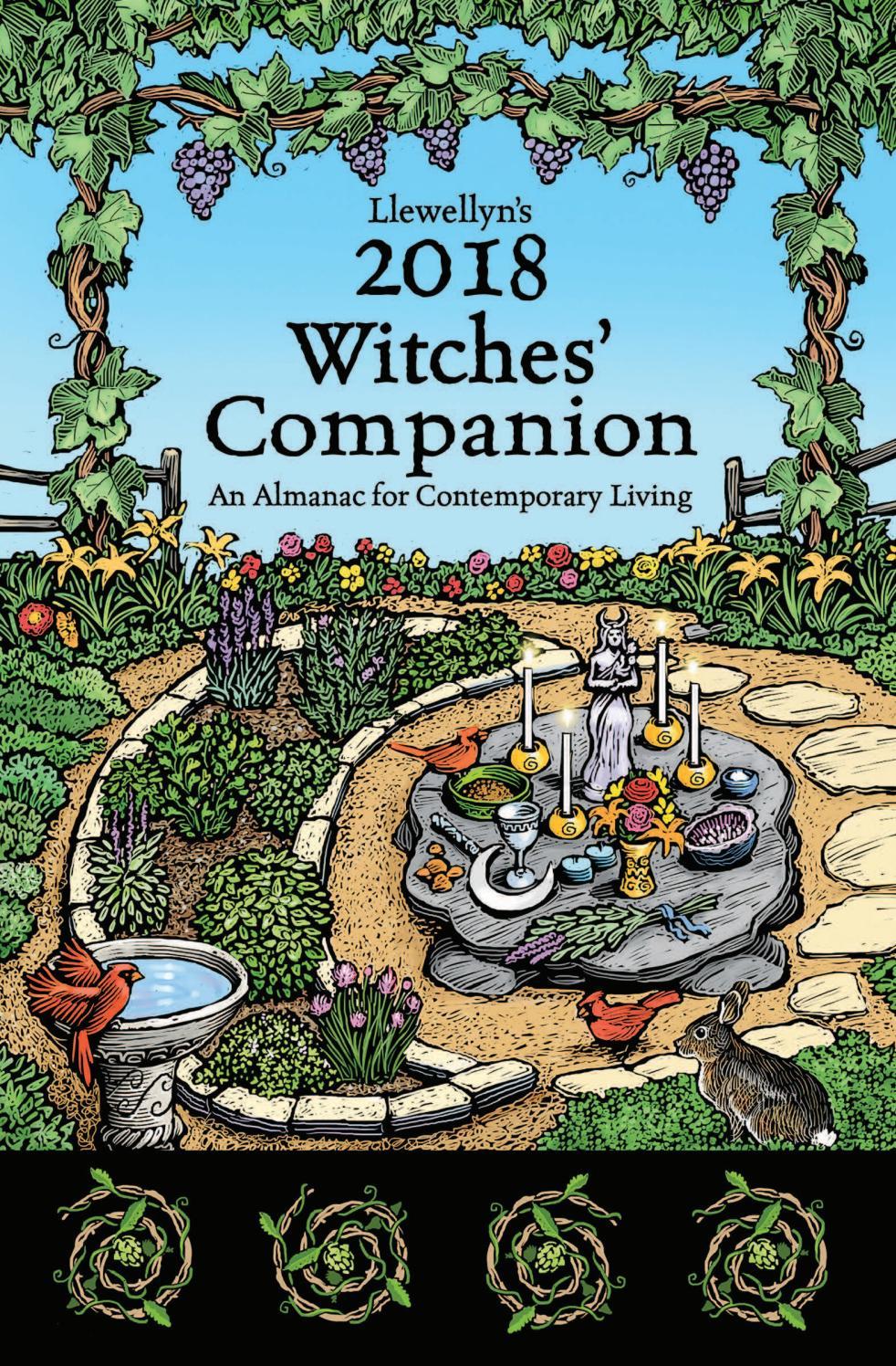 Llewellyn\'s 2018 Witches\' Companion by Llewellyn Worldwide, LTD. - issuu