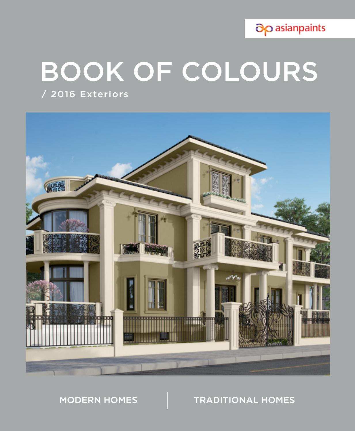 Book Of Colour Exterior Walls By Sandip Patel Issuu