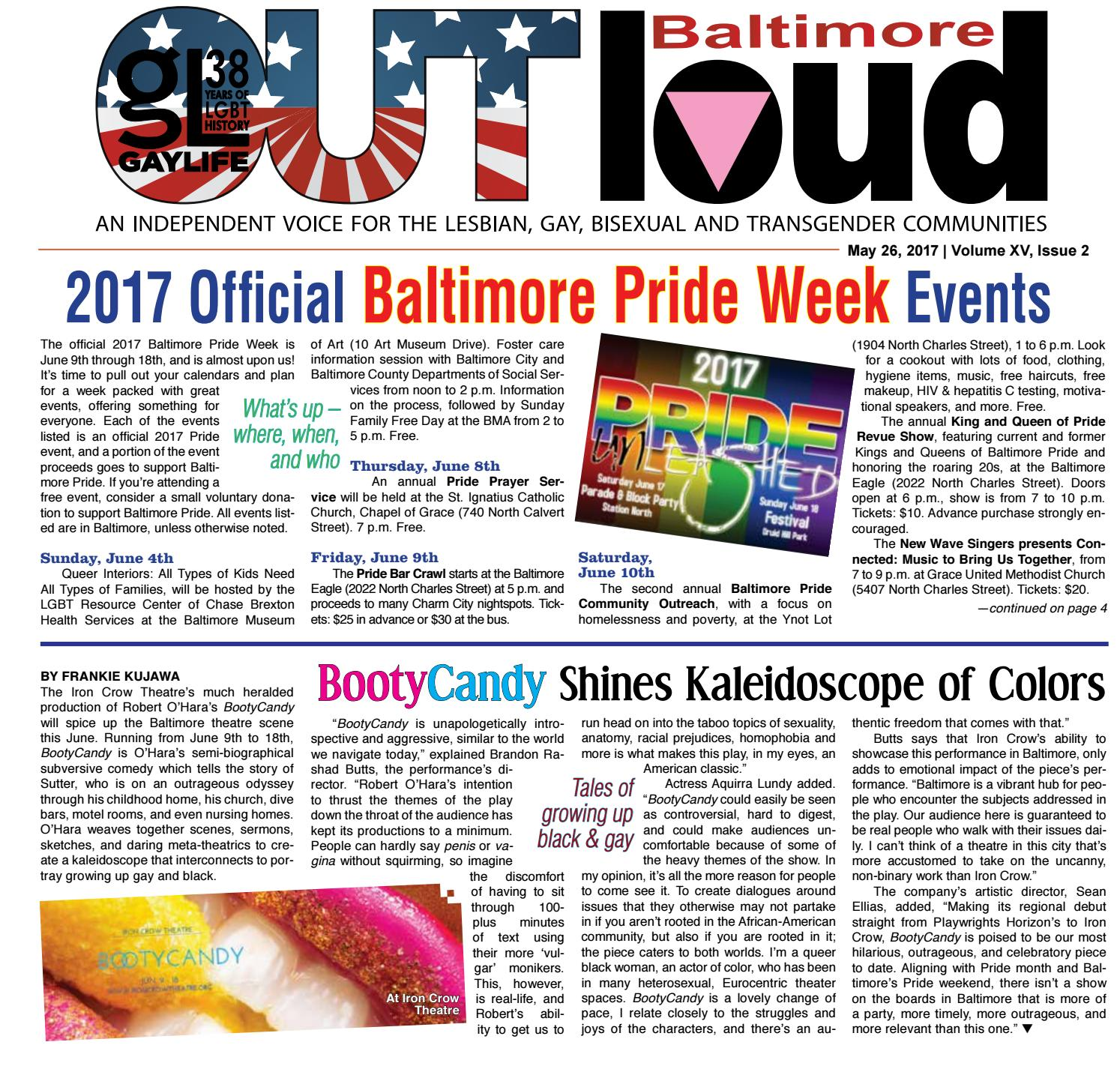 Baltimore OUTloud • May 26, ...