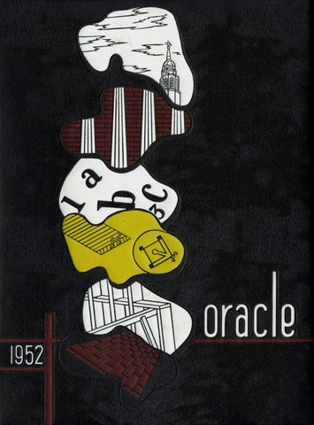 The Colby Oracle 1952 By Colby College Libraries Issuu