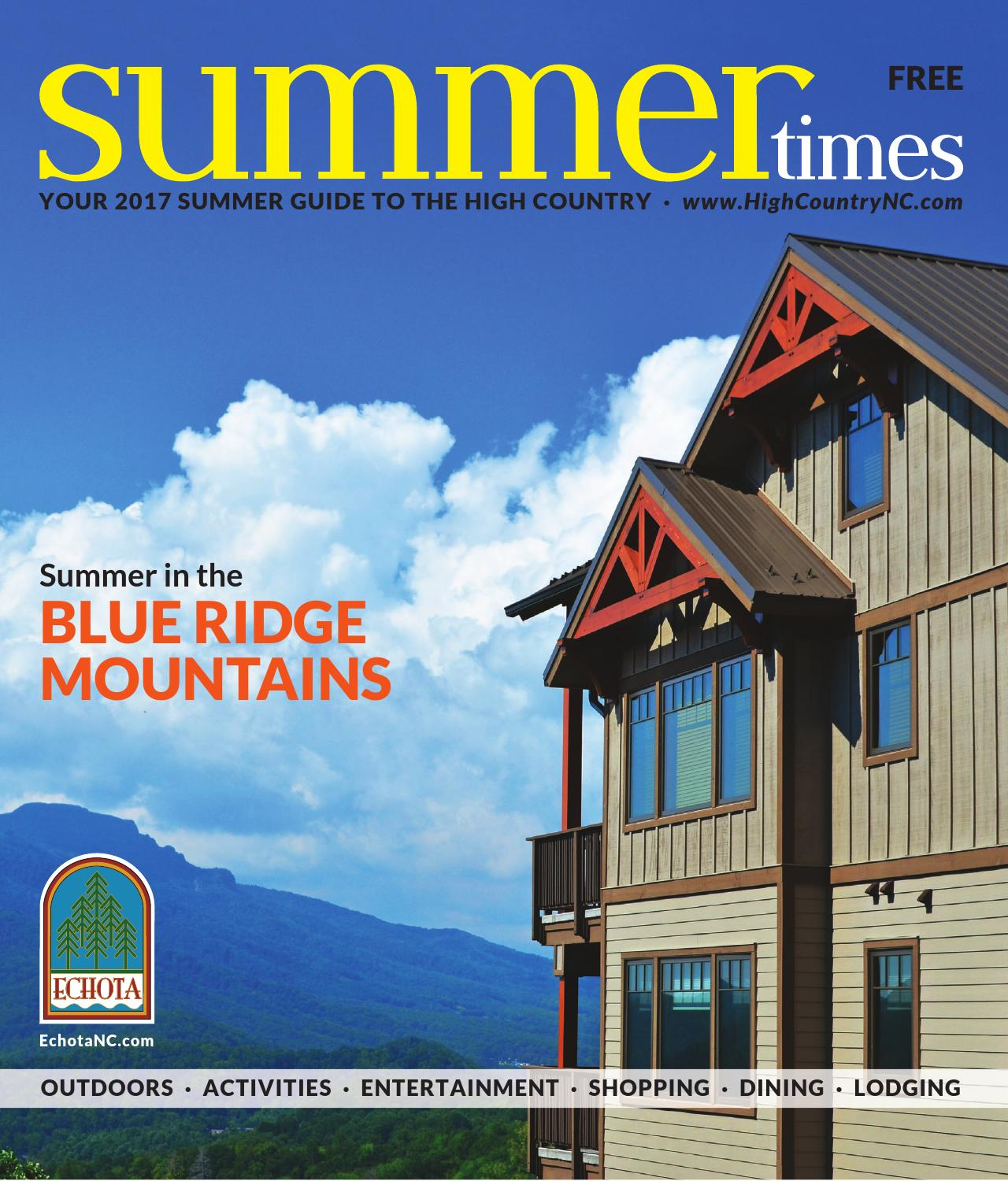 Summer Times 2017 by Mountain Times Publications issuu