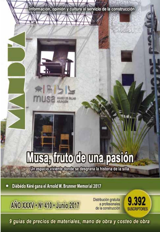 Revista Mandu\'a - 410 - Junio 2017 by Revista Mandu\'a - issuu