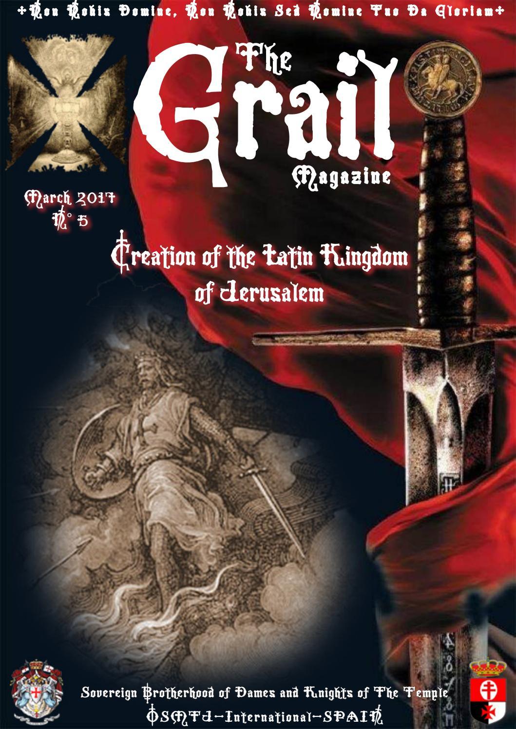 The graal magazine 05 march 2017 by Fuensanta Santos - issuu