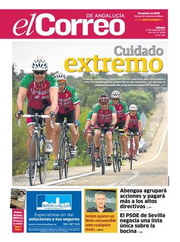 release date d4689 61bf3 27 05 2017 El Correo de Andalucía by EL CORREO DE ANDALUCÍA S.L. - issuu