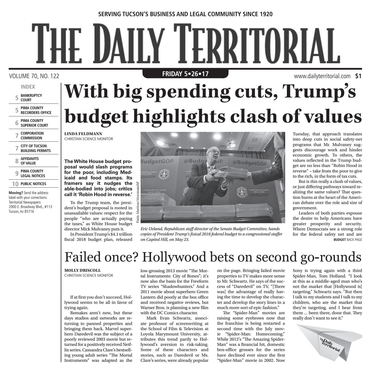 Trump Budget Will Slash Medicaid Food Stamps Programs