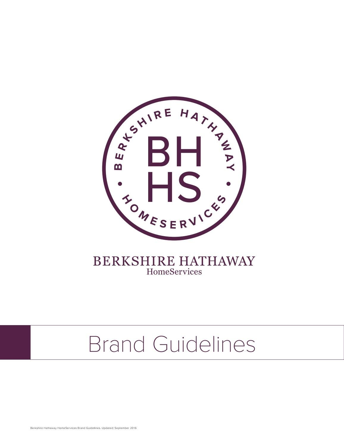 berkshire hathaway homeservices brand guidelines 4.2017 by