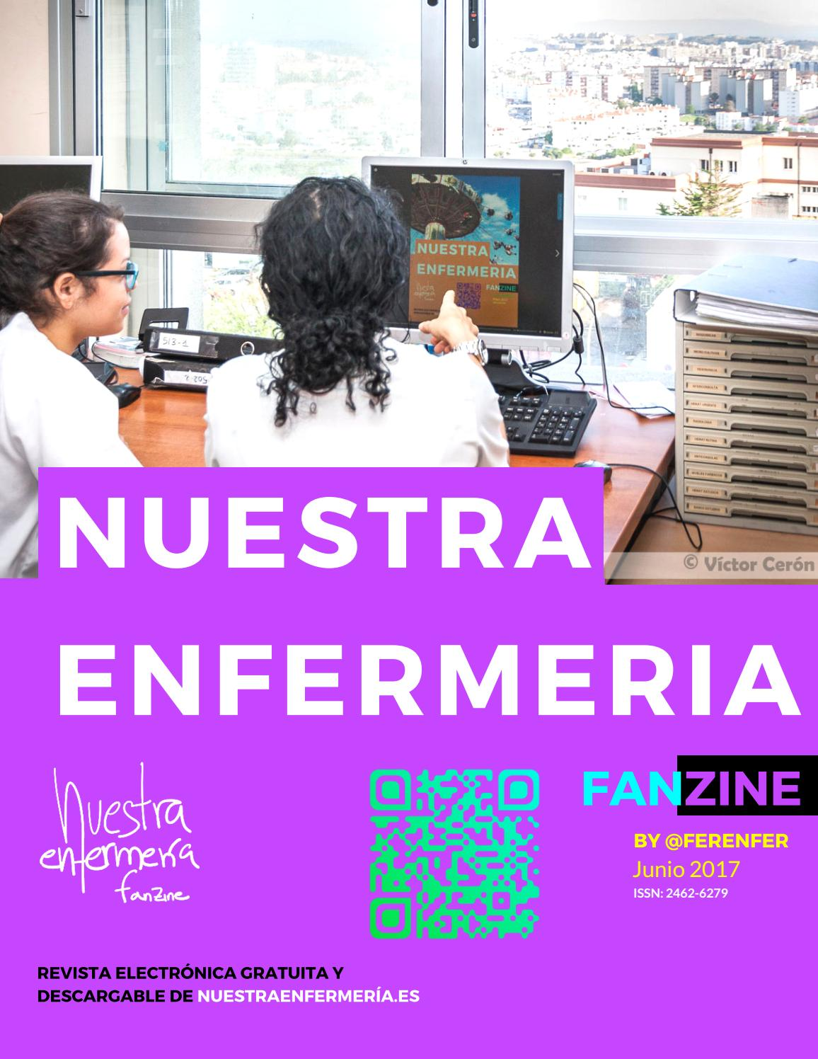 Fanzine Enfermería junio 2017 by Nuestra Enfermería Fanzine - issuu