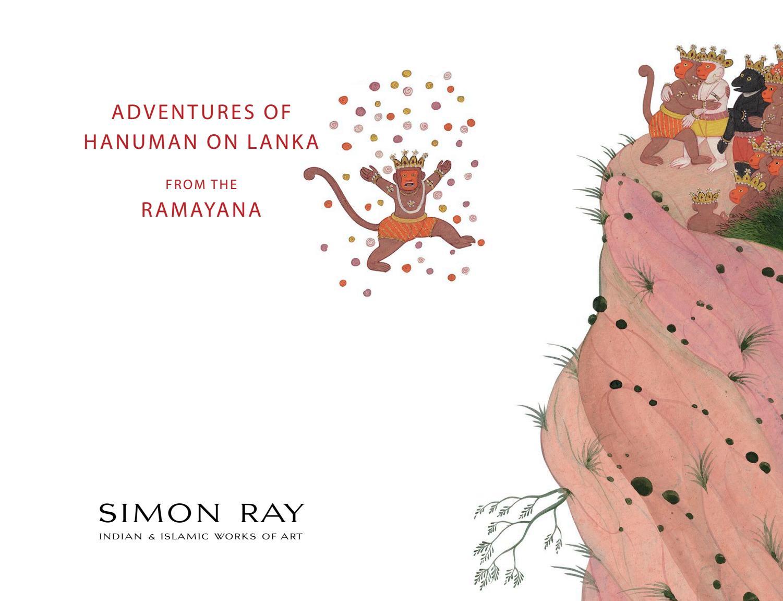 Adventures of Hanuman on Lanka by Duncan Marshall - issuu
