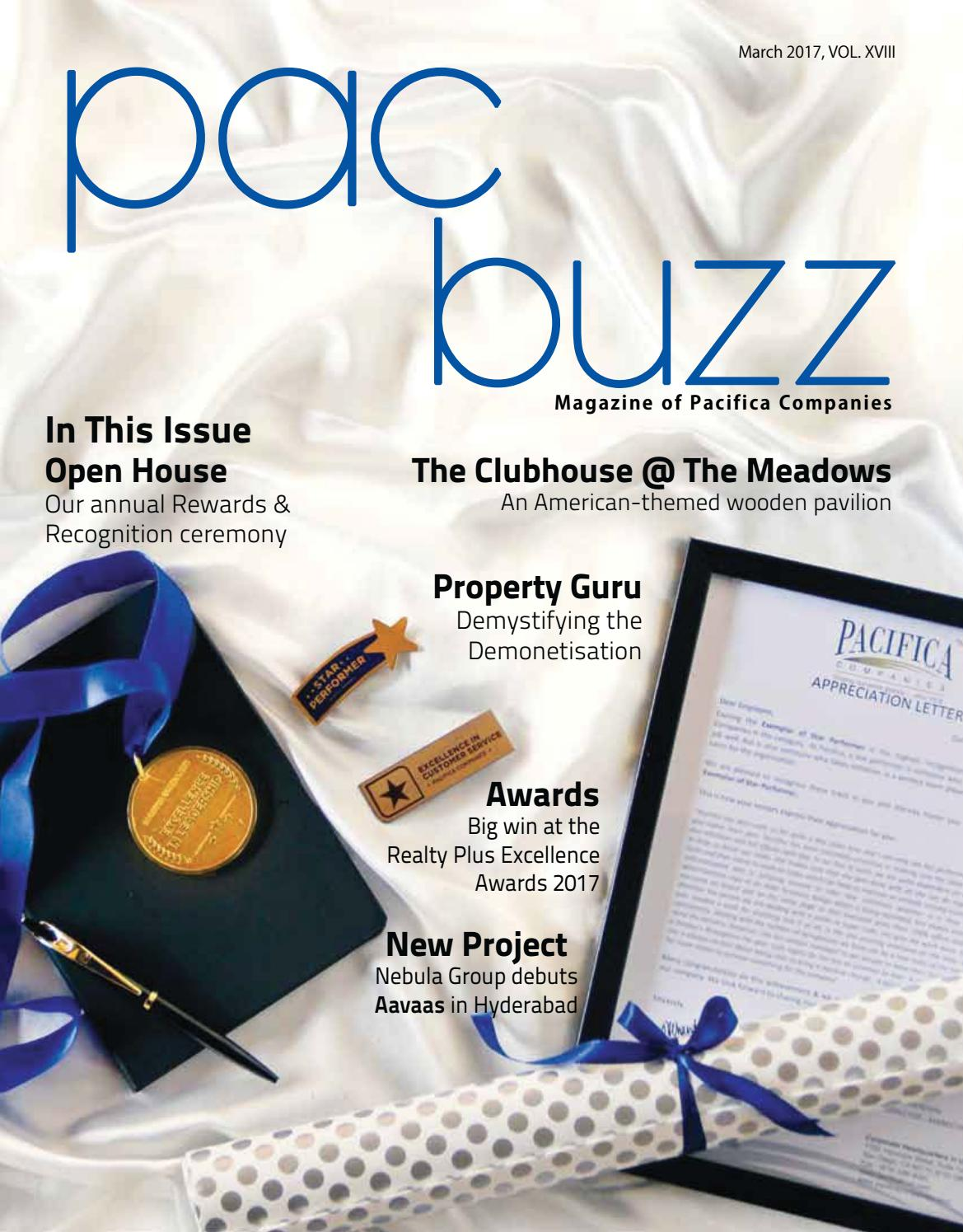 Pac Buzz By Pacifica Companies By Bedant Das Issuu