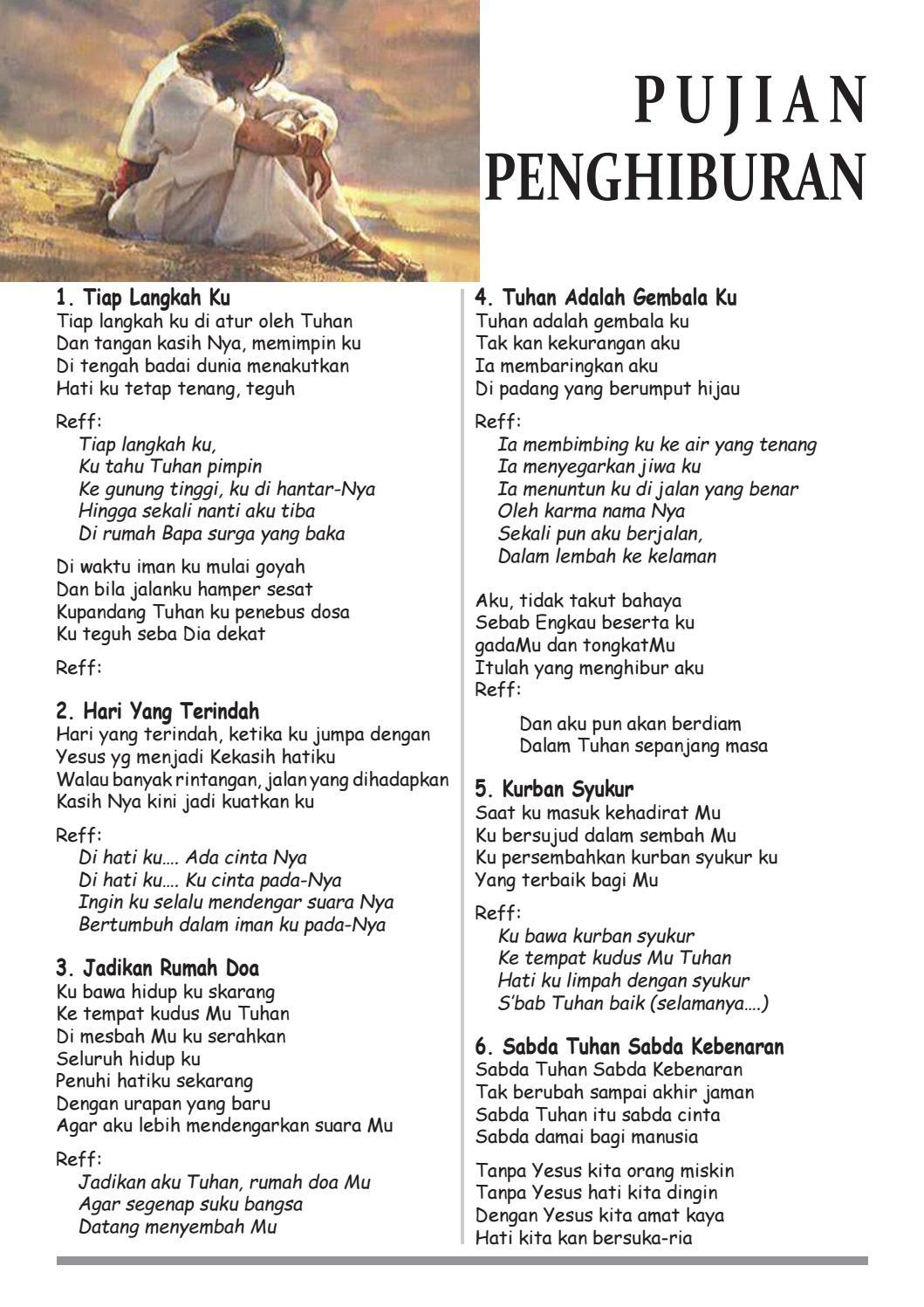 Lirik Lagu Rumah Kita Surga Di Dunia Soul Out Utusan1 Teks Pujian Penghiburan By Anthoen Karnanta Issuu