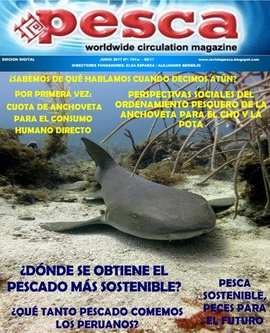 Revista pesca junio 2017 by marcos kisner issuu for Cria de peces para consumo humano