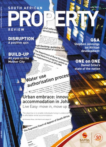 544c3e4772 South African Property Review June 2017 by SAPOA - issuu