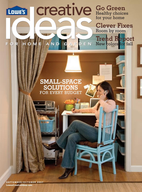Creative ideas magazine (sep oct 2007) by Jane FMAI - issuu