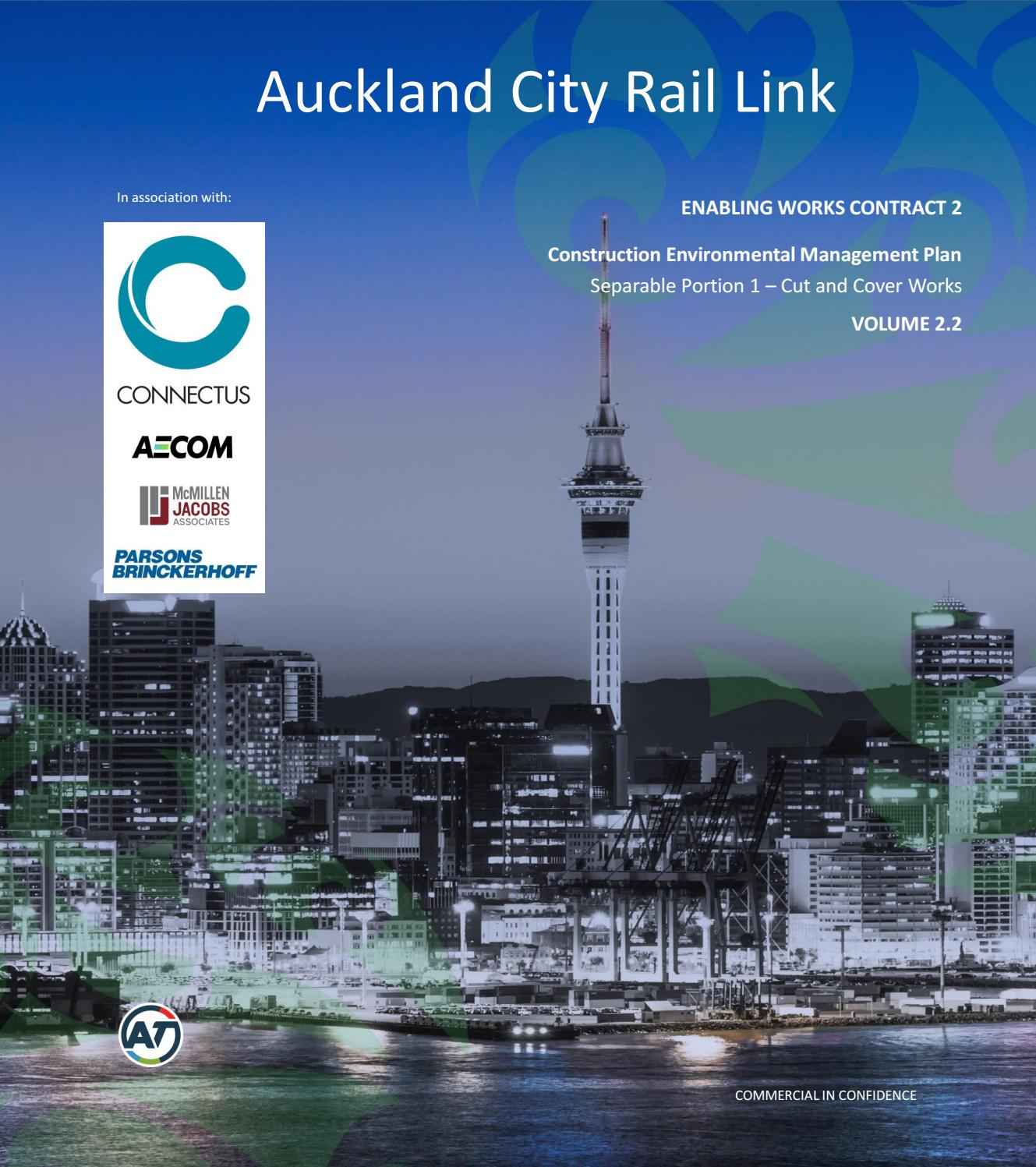 Contract 2 construciton environmental management plan vol 2